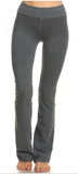 Soft Brushed Boot Cut Yoga Pants