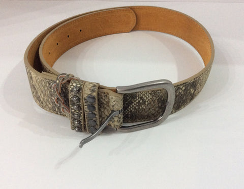 Belt-Vegan belt made in Italy