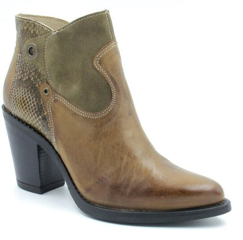 Reptile Trimmed Short Boot