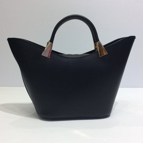 Crescent Shape Italian Handbag