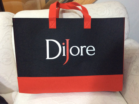 DiJore Large Felt Bag