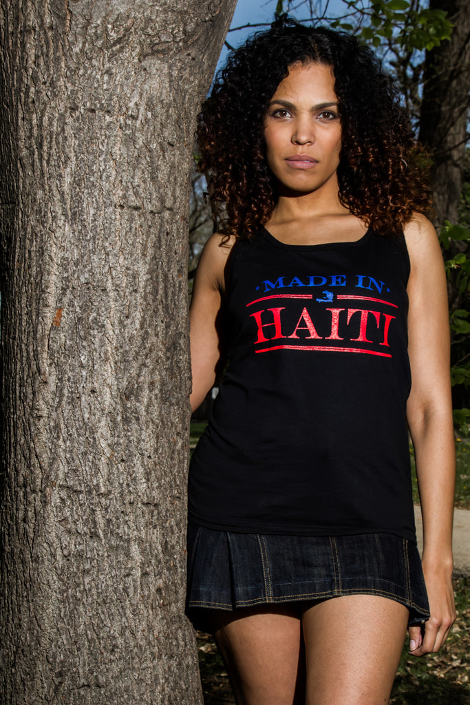 Made In Haiti Women Tanks