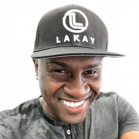 Lakay Signature Fitted Cap