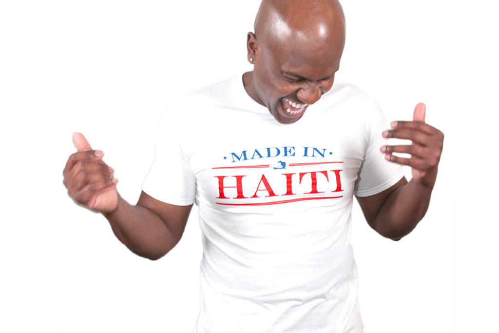 Made In Haiti Men Tee