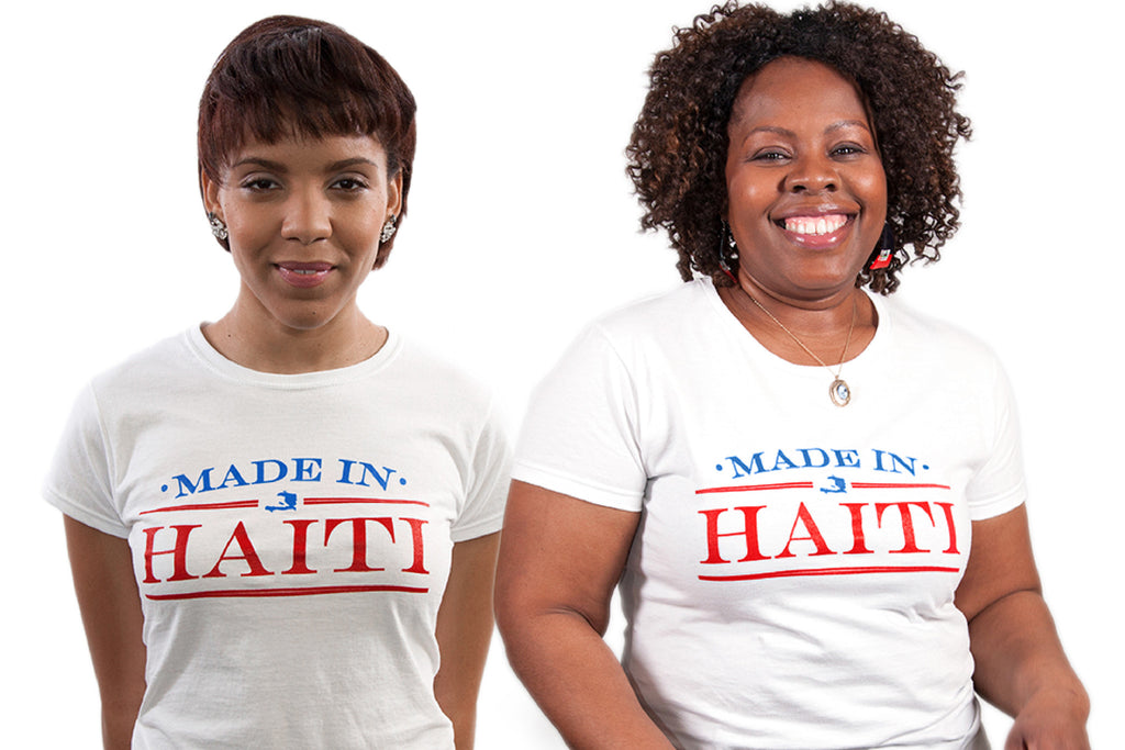 Made In Haiti Women Tee