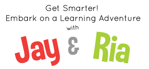 Get Smarter with Jay & Ria