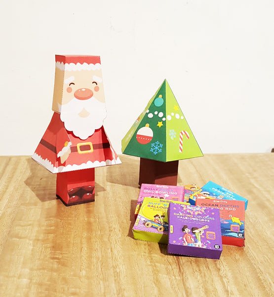 Smartivity Christmas Foldable