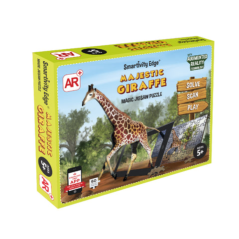 Smartivity Majestic Giraffe Augmented Reality Puzzle