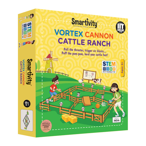 Smartivity Vortex Cannon Cattle Ranch