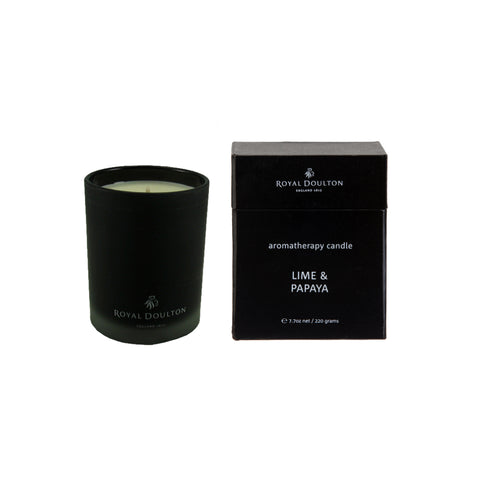 Lime & Papaya Candle