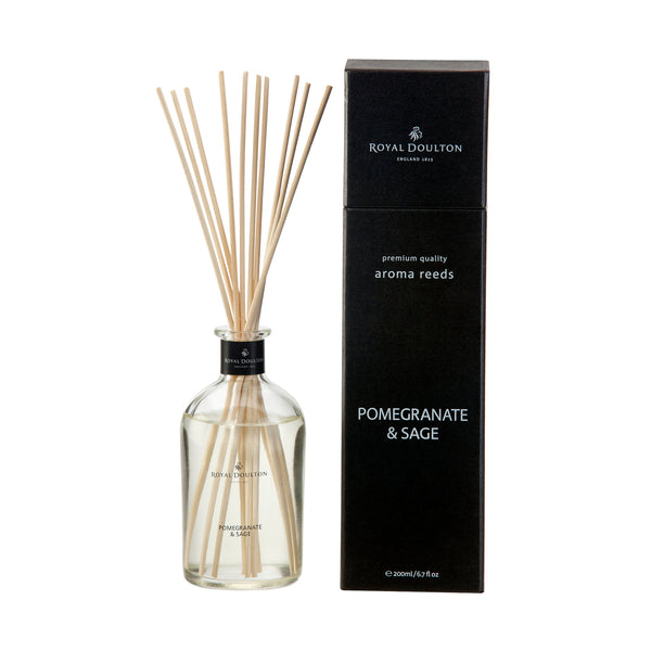 Pomegranate & Sage Reed Diffuser