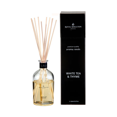 White Tea & Thyme Reed Diffuser