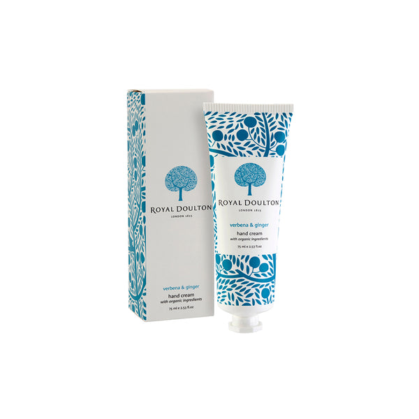 Verbena & Ginger Hand Cream