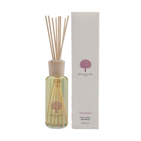 Honey & Lychee Mini Reed Diffuser