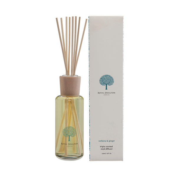 Verbena & Ginger Mini Reed Diffuser