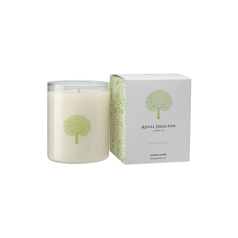 Fig & Cedarwood Candle