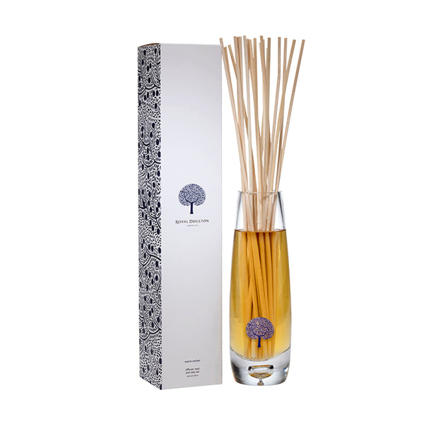 Warm Amber Vase Reed Diffuser