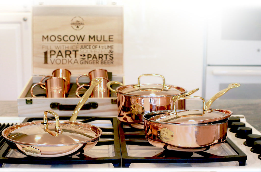Happy Mother's Day: Celebrate in Style with a Gift from Moscow Copper