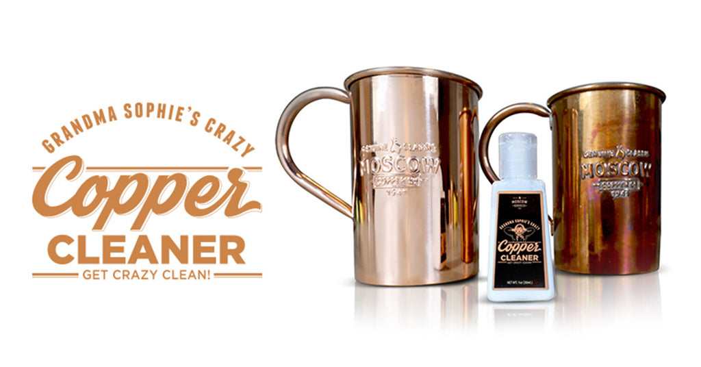 Moscow Mule Mug Cleaner: Keep Your Mugs Shiny and New for Decades