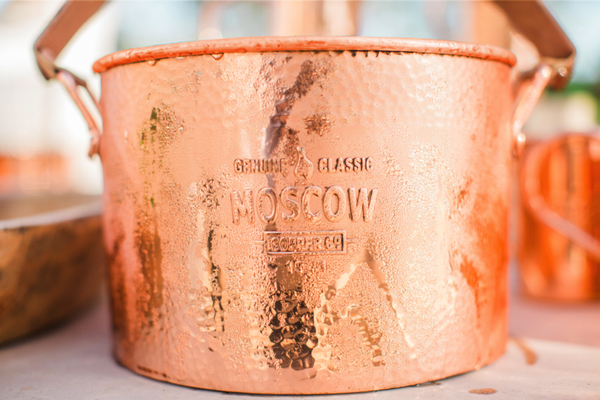 Moscow Copper Co. Ice Bucket