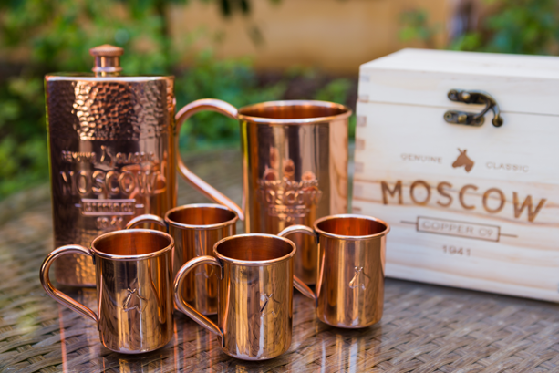 Moscow Copper Co. Mini Mules
