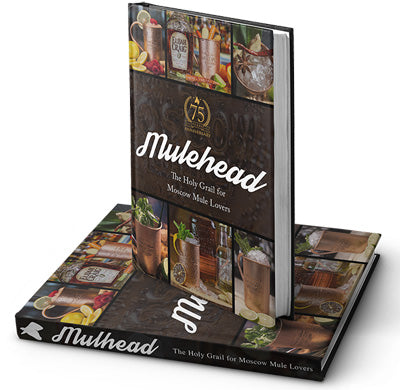 Moscow Mule Recipe Book