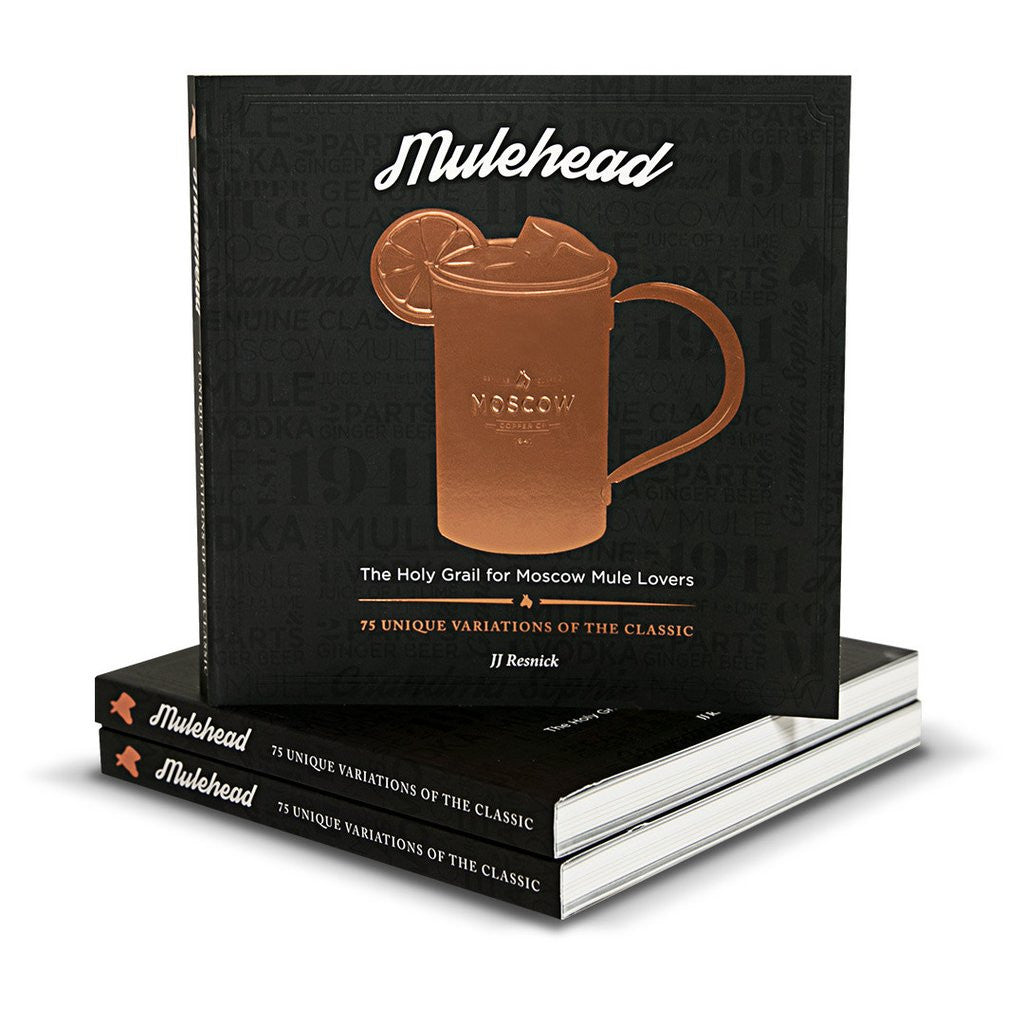 Mulehead recipe book