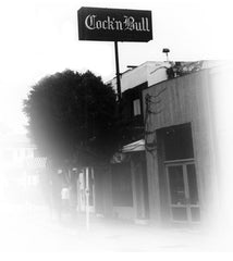 Cock 'N' Bull Pub, where the famous Moscow Mule was created