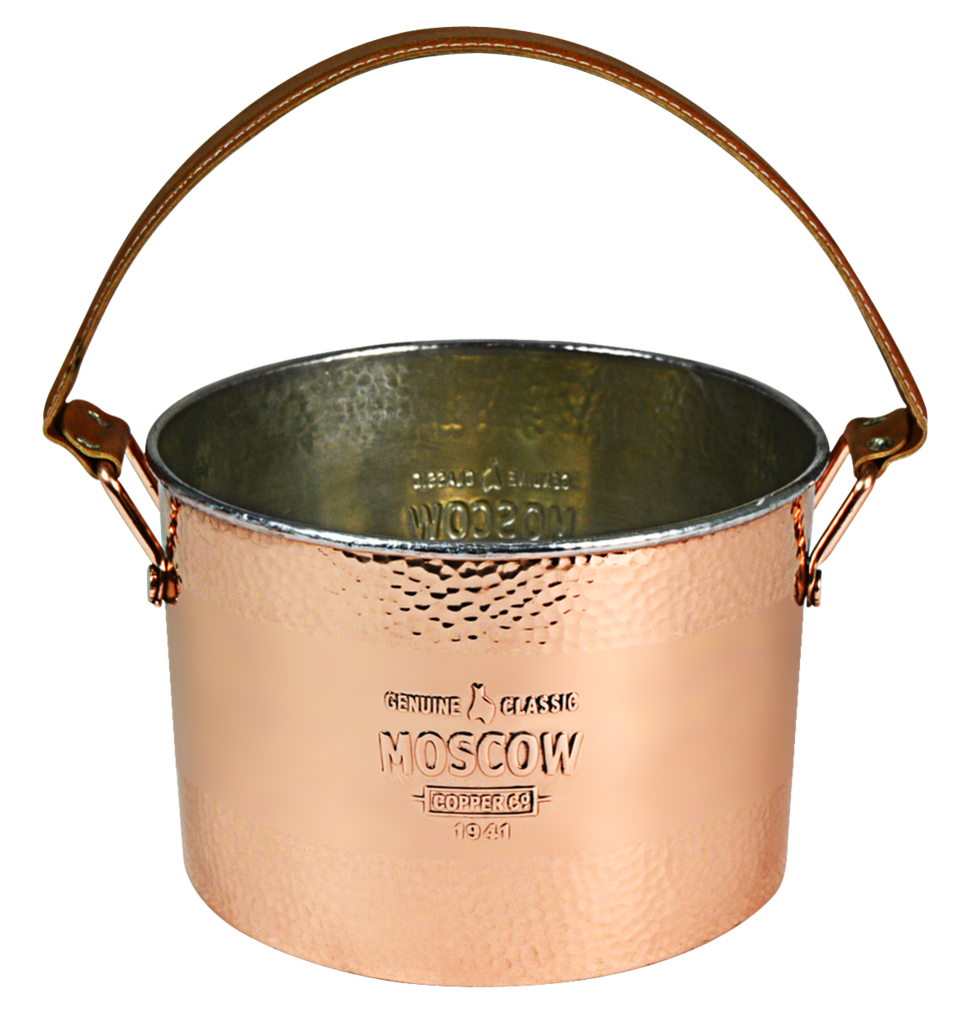 Moscow Copper Bucket