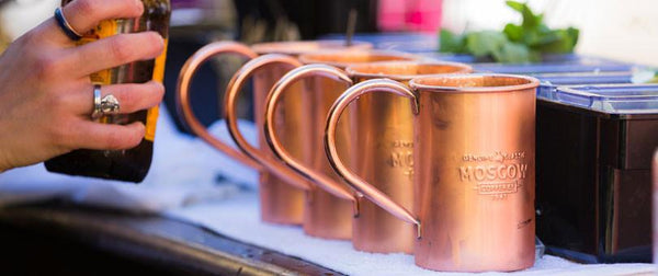 The 10 Best Drinks In Copper Cups & Mugs
