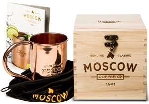 Moscow Copper Co. Mule Mug