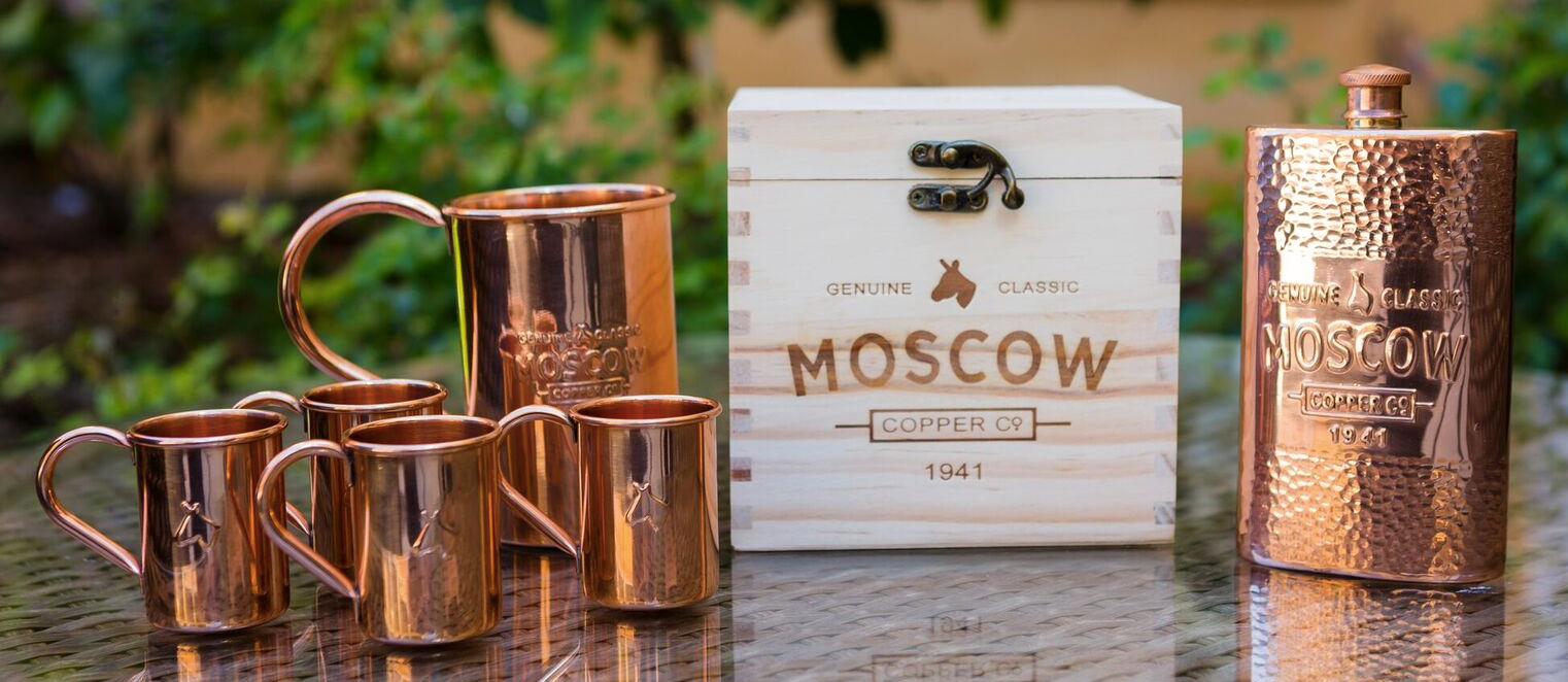 Moscow Copper Co. Products