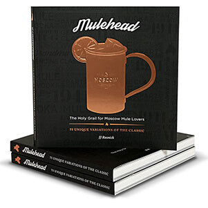 Mulehead Moscow Mule Recipe Book