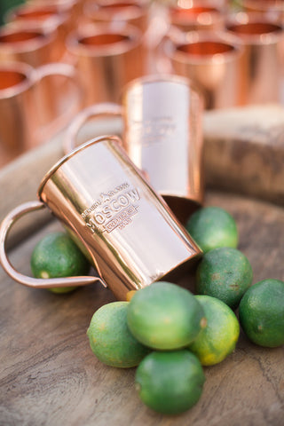 Moscow Mule Limes