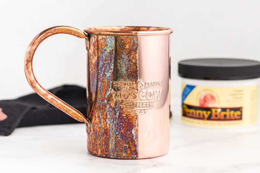 Copper Mug Care Kit