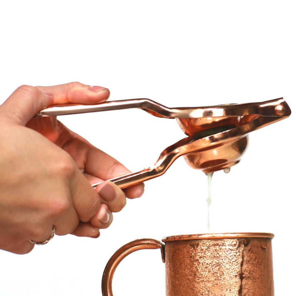 Copper Lime Squeezer