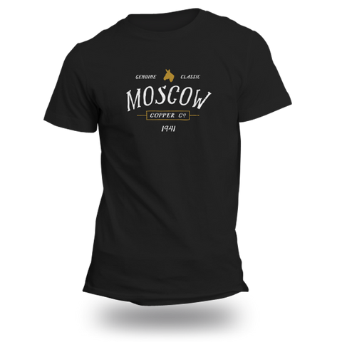 Moscow Copper Short Sleeve Shirt - 1