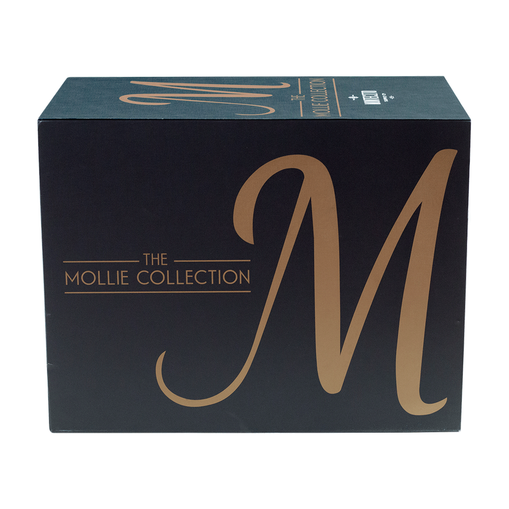 The Mollie Collection of copper cookware is beautifully packaged to make the perfect gift.