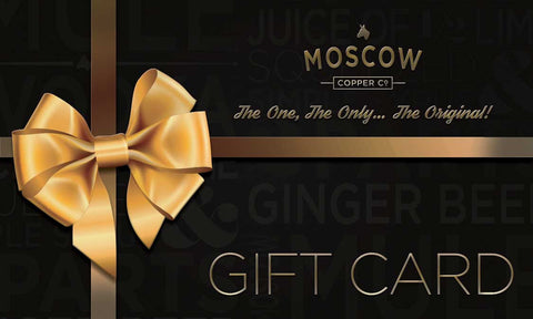 Moscow Copper Co. Gift Cards - 1