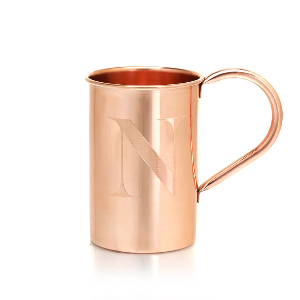 Moscow Copper Co's 100% Original Copper Mugs are the ultimate gift for any cocktail-lover, especially with our custom engraving!