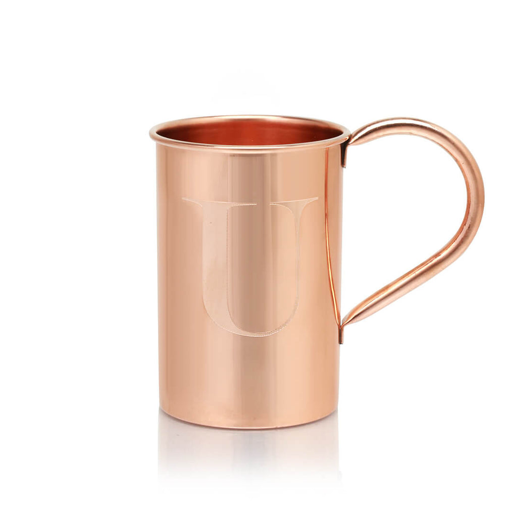 A personalized Moscow Mule mug is the perfect gift for any occasion.
