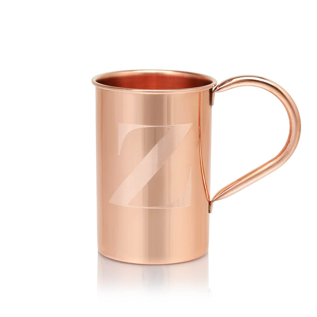 A custom Moscow Copper Co. mule mug makes the perfect gift for any occasion.