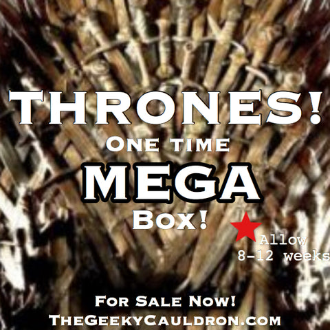 THRONES MEGA BOX!