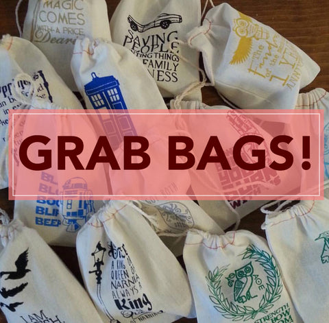 FANDOM GRAB BAG!