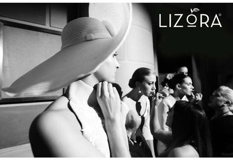 Lizora Skincare as sponsor for los angeles fashion week