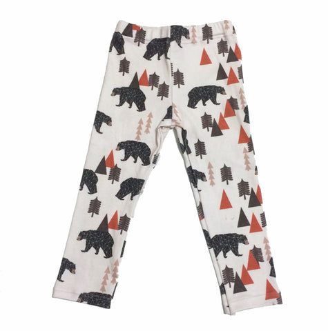 Leggings - Camping Bears