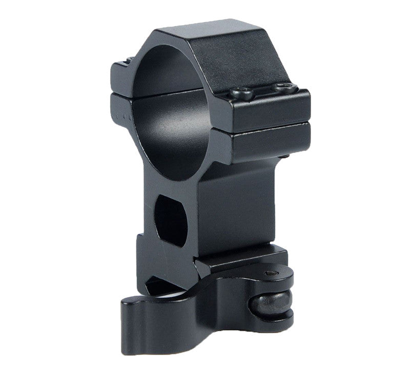 QD 30mm Ring High Mount for 20mm Picatinny/Weaver Rail Base - Rifleworks Shooting Accessories