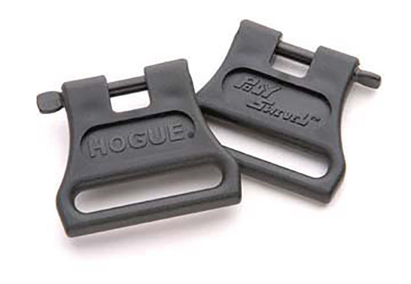 "Hogue 1 1/4"" Poly Swivel - Pair"