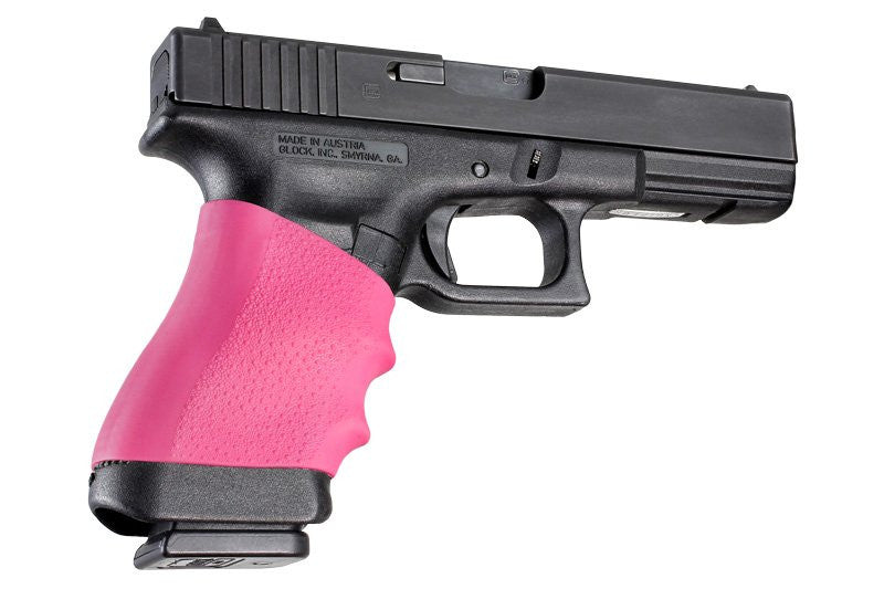 Hogue Handall Full Size Pistol Grip Sleeve - Pink