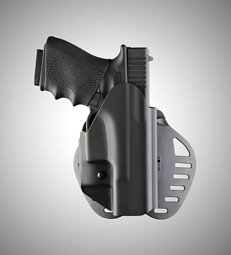 Hogue ARS Stage 1 - Carry Glock 19, 23, 25, 32, 38 Right Hand Holster Black - Rifleworks Shooting Accessories